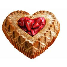 Nonstick Heart Cake Pan