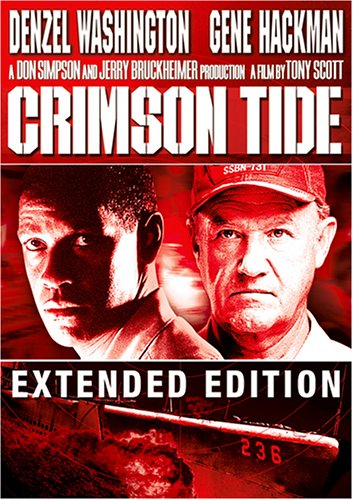 Cover art for  Crimson Tide (Unrated Extended Edition)