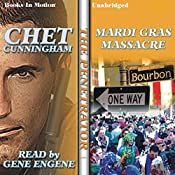 Mardi Gras Massacre: The Penetrator Series, Book 5 | Chet Cunningham