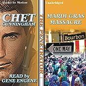 Mardi Gras Massacre: The Penetrator Series, Book 5 | Chet Cunningham