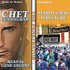 Mardi Gras Massacre Audiobook