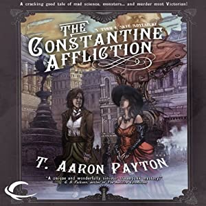 The Constantine Affliction Audiobook