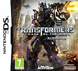 Transformers: Dark of the Moon - Autobots (Nintendo DS)