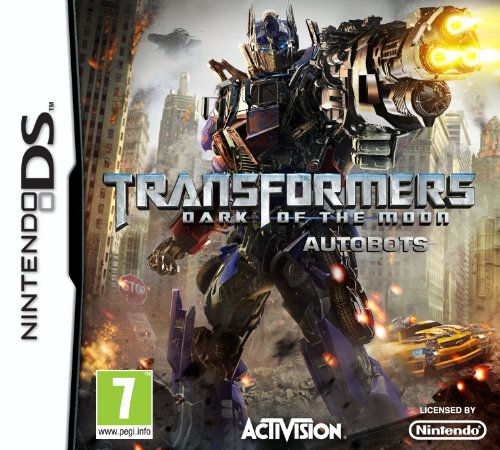 Transformers Dark of the Moon Autobots (Nintendo DS)