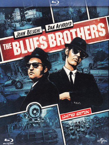 The blues brothers (reel heroes) [Blu-ray] [IT Import]