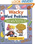 Wacky Word Problems: Games and Activi...
