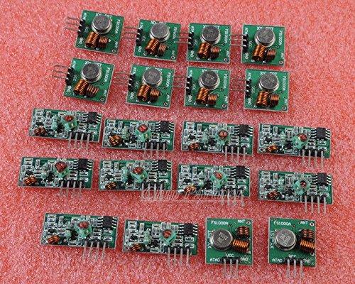 Shanhai 10Pcs Lm386 Super Mini Amplifier Board 3V-12V Diy Kit