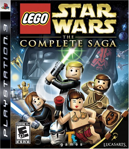 Lucas Arts Entertainment-Lego Star Wars: The Complete Saga