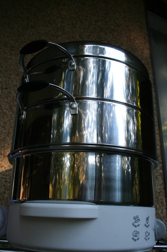 steamer stainless steel secura tier electric cooker quart rice technology