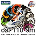 Flexy-Lock-Laces for Kids, Schnellschn�rsystem f�r Kinder