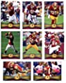 2012 Topps Washington Redskins Football Team Set - 14 cards - Robert Griffin III Rookie, Moss, Orakpo, GaRookieon, Helu, Kirk Cousins Rookie & more !