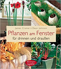 pflanzen am fenster f r drinnen und drau en 9783572080298 books. Black Bedroom Furniture Sets. Home Design Ideas