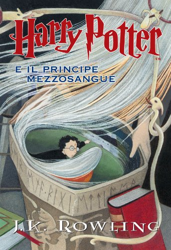 Harry Potter e il Principe Mezzosangue Libro 6 PDF