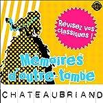 Mémoires d'outre-tombe: Explication de texte (Collection Facile à Lire) | François-René de Chateaubriand,René Bougival