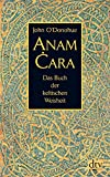 Anam Cara: Das Buch der keltischen Weisheit (dtv Ratgeber)