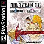 Final Fantasy Origins - PlayStation