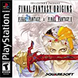 Final Fantasy Origins - PlayStationby Square Enix
