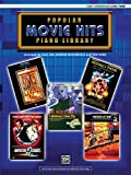 img - for Popular Piano Library Movie Hits book / textbook / text book