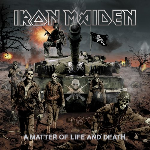 Iron Maiden - A Matter Of Life And Death (Limited Edition) (Disc 1) - Zortam Music