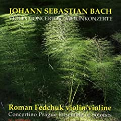 Violin Concerto in D minor, BWV 1052: II. Adagio (Bach)