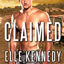 Claimed: Outlaws Series #1 (       UNABRIDGED) by Elle Kennedy Narrated by C. S. E. Cooney