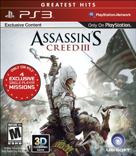 Assassin&#39s Creed 3 on Xbox 360, Playstation 3, PC