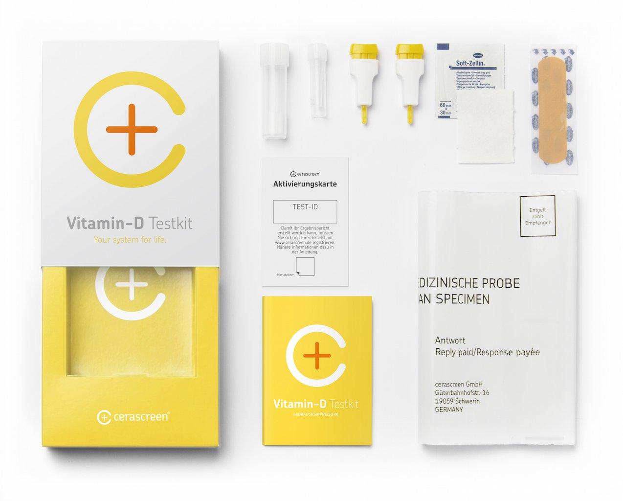 Vitamin-D3-Test-Kit