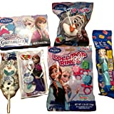 Disney Frozen Candy Bundle perfect for Valentine's Day Gift or Easter Basket Filler