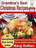 img - for Grandma's Best Christmas Recipes (Grandma's Best Recipes Book 8) book / textbook / text book