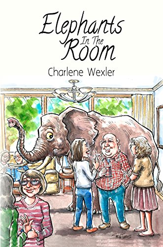 Book: Elephants in the Room by Charlene Wexler
