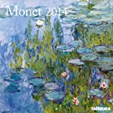 2014 Claude Monet Wall Calendar