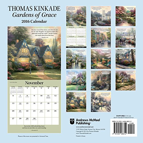 Thomas Kinkade Gardens of Grace