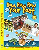 Row, Row, Row Your Boat (20 Fun Kids songs to sing and dance to) [DVD]