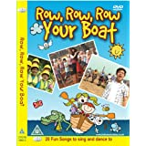 Row, Row, Row Your Boat (20 Fun Kids songs to sing and dance to) [DVD]by Michael Berry