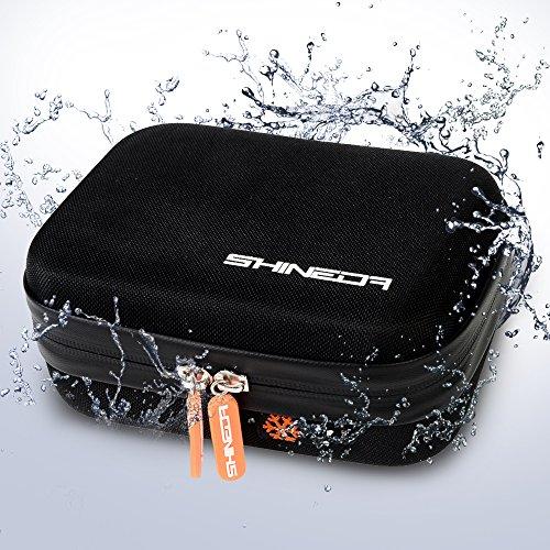 Shineda Small Water Resistant Case For GoPro Hero 4, Hero 3, Hero 3+