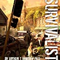 The Survivalist: Frontier Justice (       UNABRIDGED) by Arthur T. Bradley Narrated by Jamie Buck