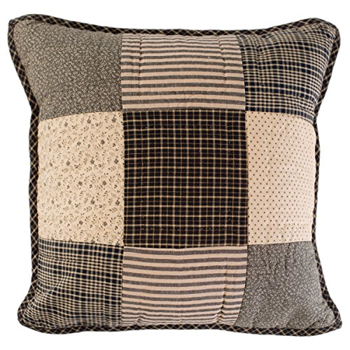 Kettle Grove Quilted Patchwork Decorative Pillow