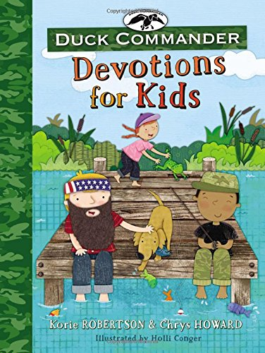 Duck Commander Devotions for Kids (Devotions For Kids compare prices)