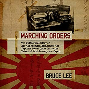 Marching Orders Audiobook
