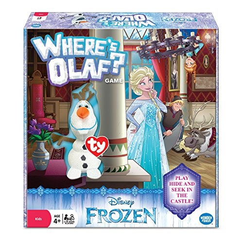 2016 Hot Toy List: Rated Kid-Tested and Parent-Approved (Parents Magazine / Amazon) 2016 Hot Toy List: Rated Kid-Tested and Parent-Approved (Parents Magazine Amazon)Frozen Where's Olaf? Game