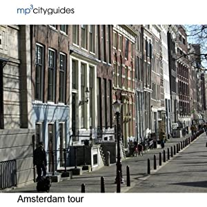 Amsterdam Tour: mp3cityguides Walking Tour | [Simon Harry Brooke]