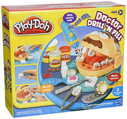 Play-Doh Doctor Drill 'N Fill (Discontinued by manufacturer) (Play Doh Drill compare prices)