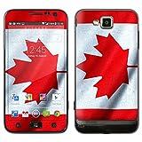 """Samsung Ativ S (GT-I8750) Designfolie """"Kanada Flagge""""von """"Designfolien@FoliX"""""""
