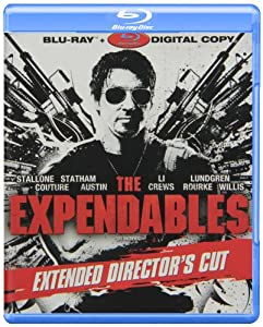 The Expendables (Extended Director's Cut) [Blu-ray + Digital Copy]