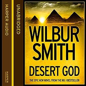 Desert God | [Wilbur Smith]