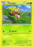 Pokémon Trading Card - CHESPIN (XY #12/146)