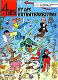 Les 4 as, tome 30 : Les 4 as et les extraterrestres