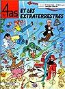 Les 4 as, tome 30 : Les 4 as et les extraterrestres par Craenhals