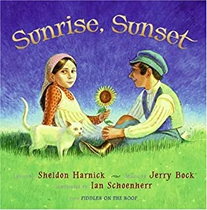 "Cover of ""Sunrise, Sunset"""