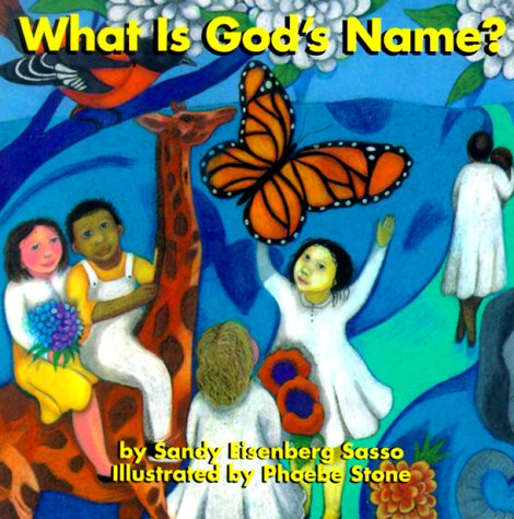What Is God's Name? (Early Childhood Sprituality)